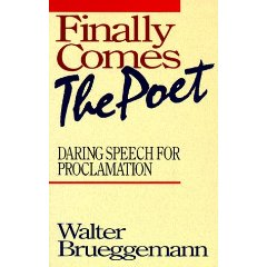 Finally Come the Poet