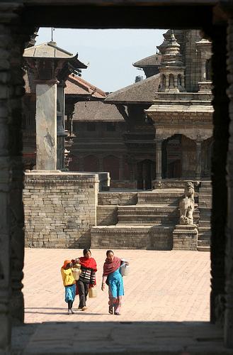 Bhaktapur, Nepal - DK