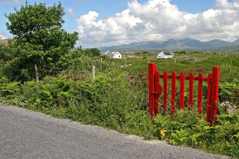 Red Gate to Nowhere