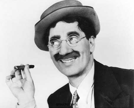 Groucho Marx on Climate Change