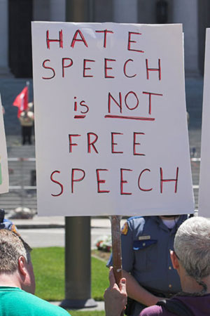 Hate-speech-is-not-free-speech-u00e1d
